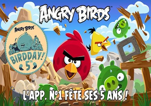 Telecharger Angry Birds