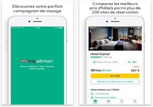 Telecharger TripAdvisor Android