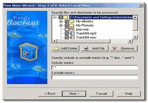 Telecharger Handy Backup