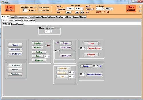 Telecharger Keno Analyse 2R