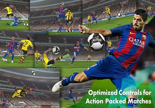 Telecharger PES 2017 Mobile Android