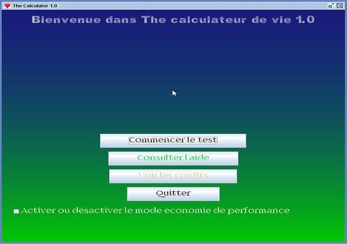 Telecharger The Calculator 1.0