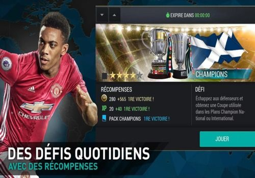 Telecharger FIFA 17 Mobile Football Android