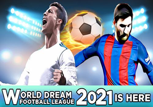 Telecharger World Dream Football League 2021: Pro Soccer Games