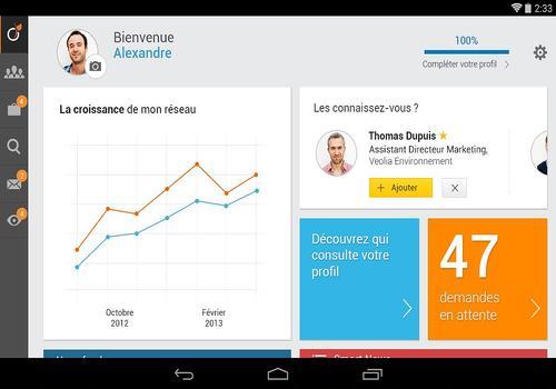 Telecharger Viadeo iOS