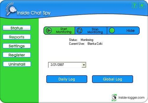 Telecharger Inside Chat Spy