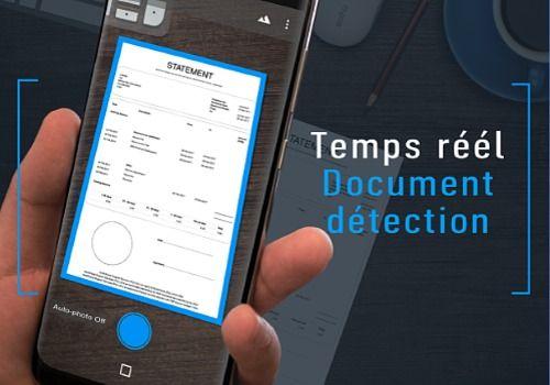 Telecharger PDF Scanner PRO:Docs scan  OCR