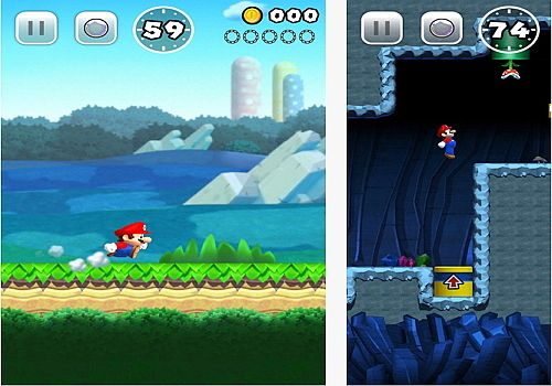 Telecharger  Super Mario Run Android