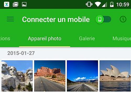 Telecharger Xender - Partage, Transfert (Hyper envoi) Android