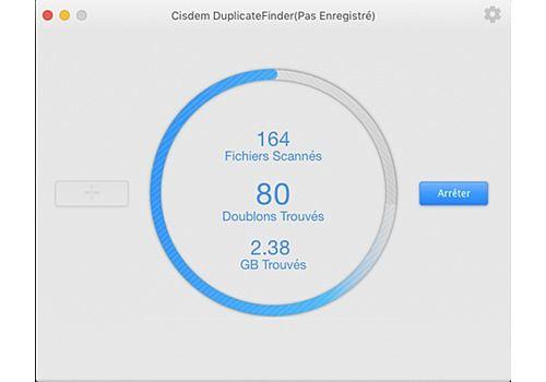 Telecharger Cisdem DuplicateFinder pour Mac
