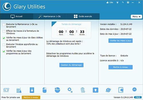Telecharger Glary Utilities