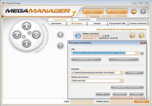 Telecharger Mega Manager