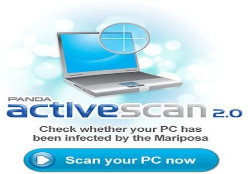 Telecharger PANDA Active Scan