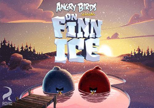 Telecharger Angry Birds Seasons