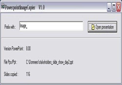 Telecharger POWERPOINT IMAGE COPIER