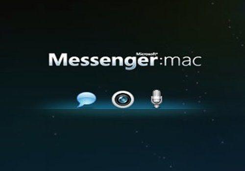 Telecharger Mac Messenger