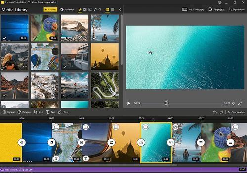 Telecharger Icecream Video Editor 2.30