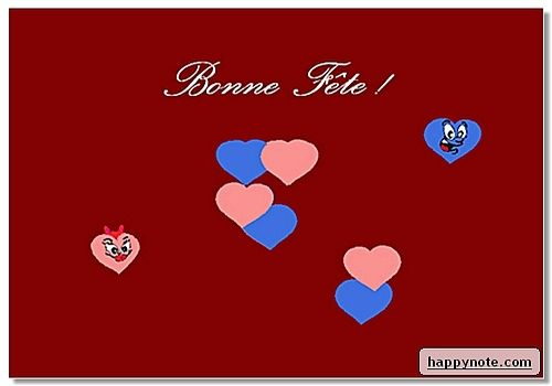 Telecharger Happy Note Saint Valentin