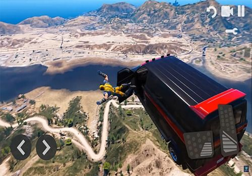 Telecharger Superhero Car Stunts - Racing Car Games