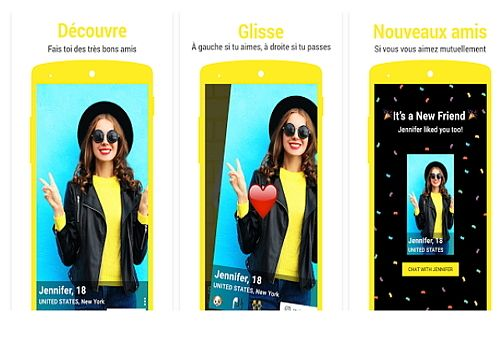 Telecharger Yellow Make New Friends iOS