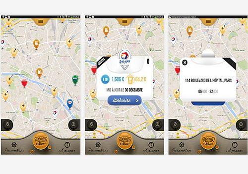 Telecharger Gasoil Now iOS