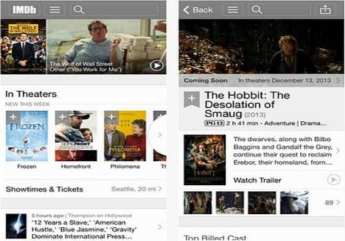 Telecharger IMDb iOS
