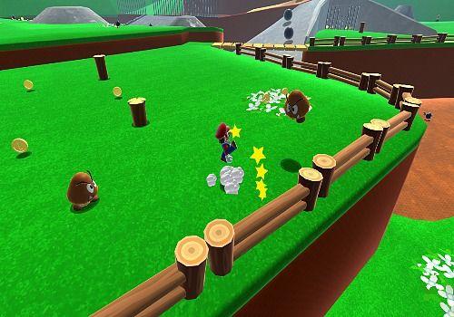 Telecharger Super Mario 64 HD