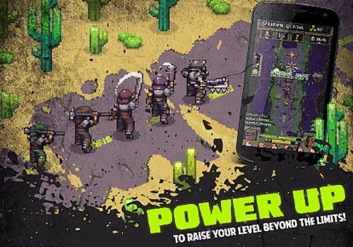 Telecharger Idle Wasteland: RPG Survival