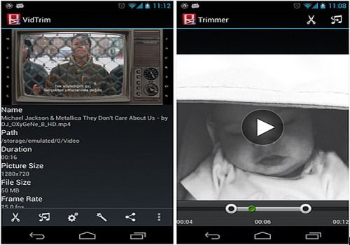 Telecharger VidTrim Android