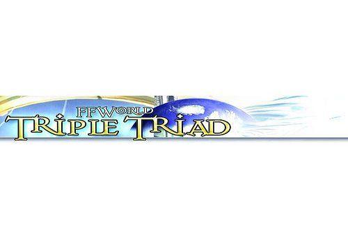 Telecharger FFworld Triple Triad