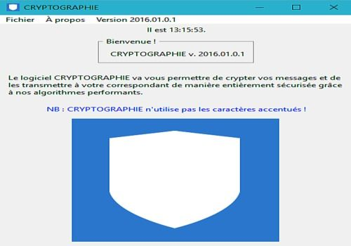 Telecharger Cryptographie 2016