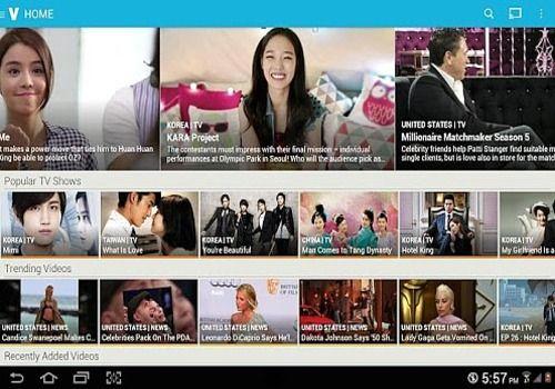 Telecharger Viki: Séries Télé et Films - Android