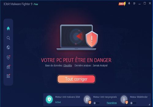 Telecharger IObit Malware Fighter