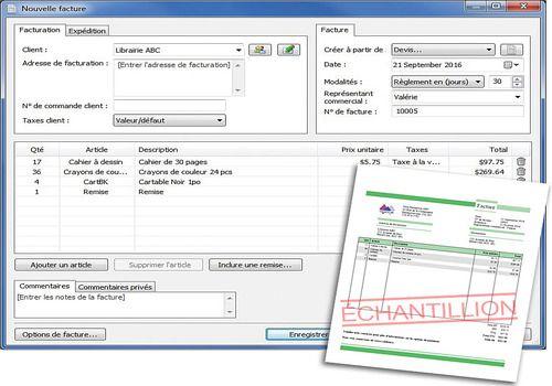 Telecharger Express Accounts - Logiciel de comptabilité gratuit