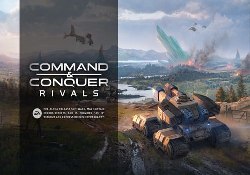 Telecharger Command and Conquer : Rivals Android
