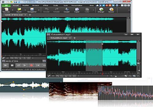 Telecharger WavePad - Éditeur audio