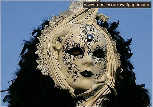 Telecharger Fonds d'Ecran Carnaval de Venise 1024