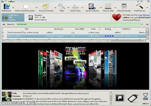 Telecharger Calibre Linux