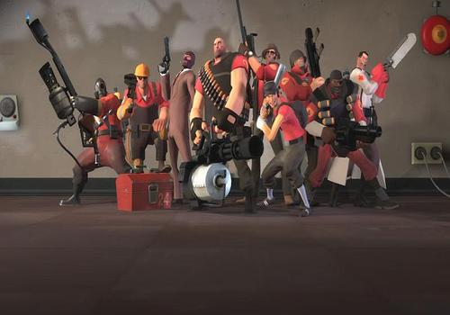 Telecharger Team Fortress