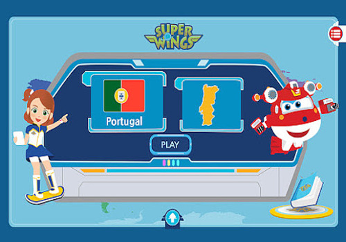 Telecharger Super Wings - It's Fly Time