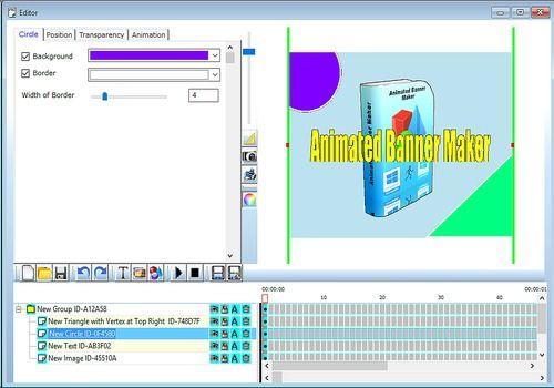 Telecharger Animated Banner Maker