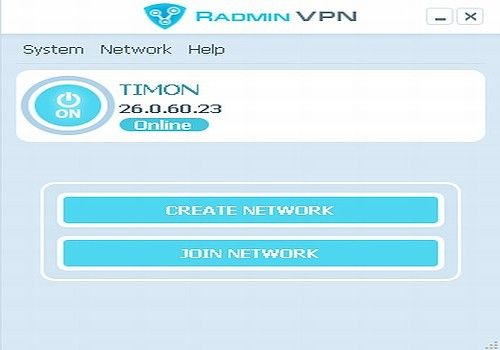 Telecharger Radmin VPN 1.0.3524