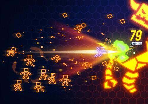 Telecharger Ninja Slice Master : Stickman Neon Action