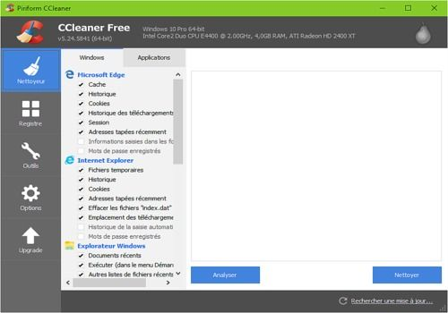 Telecharger CCleaner