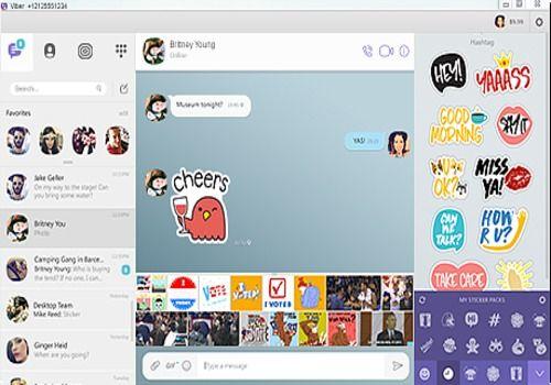 telecharger viber pc windows 8 gratuit