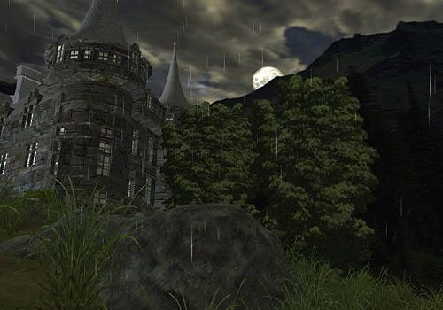 Telecharger Dark Castle 3D screensaver