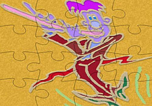 Telecharger Happy Note Puzzle Flutiste