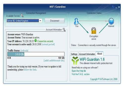 Telecharger Wifi Guardian
