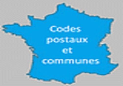 Telecharger Codes Postaux et Communes