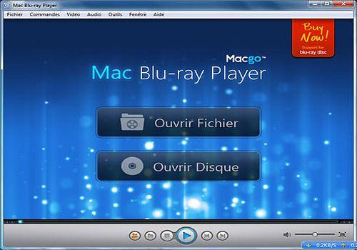Telecharger Macgo Mac Blu-ray Player